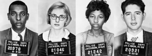 http://www.pbs.org/wgbh/americanexperience/freedomriders/ Over four hundred individuals participated in the Freedom Rides.