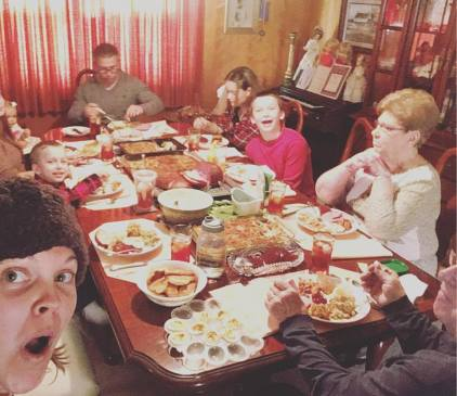 Christmas with Fam