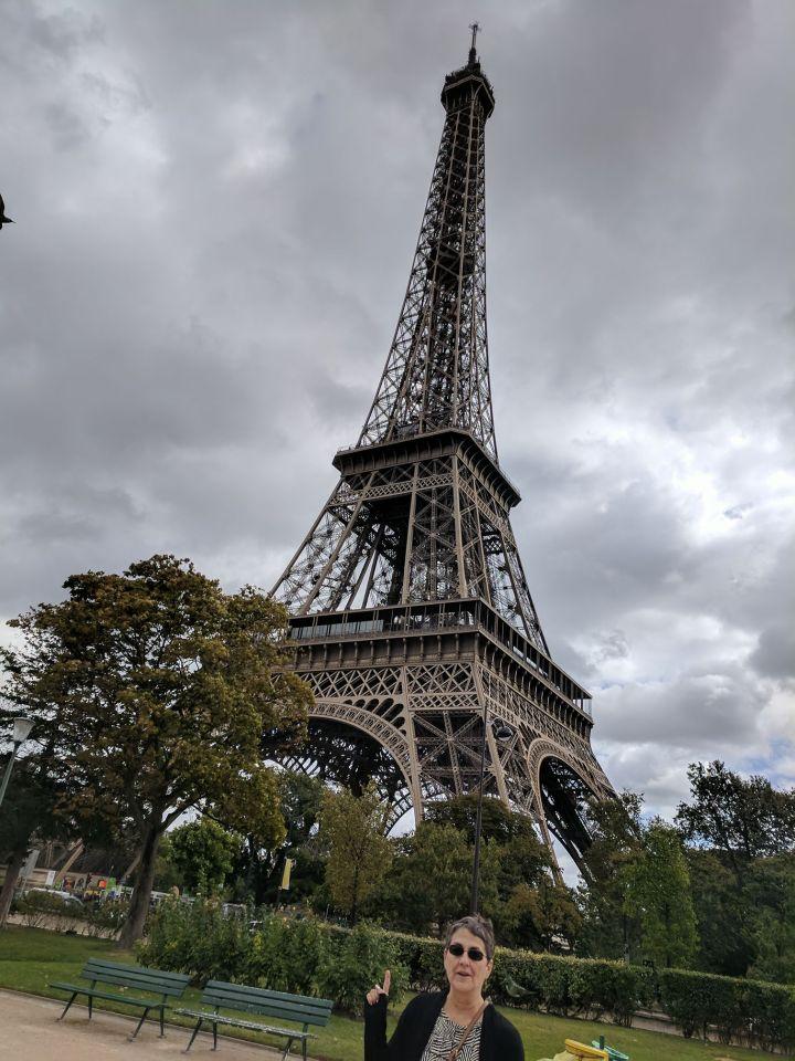 Amy Eifell Tower