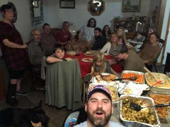 last Thanksgiving